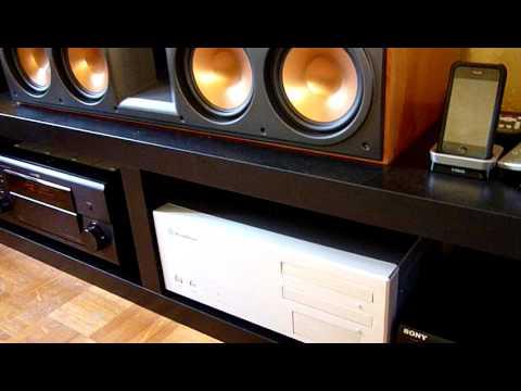 installation klipsch 2 youtube. Black Bedroom Furniture Sets. Home Design Ideas