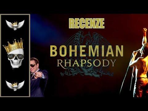 Recenze Bohemian Rhapsody - Queen   Exkluzivní hudební Film