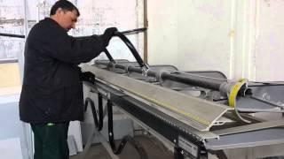 Сибгиб. Видео отзыв листогиб Van Mark Metal Master(Компания ООО