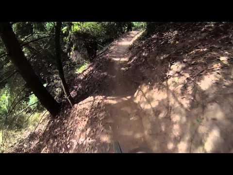 Cinderella Trail MTB Joaquin Miller Park