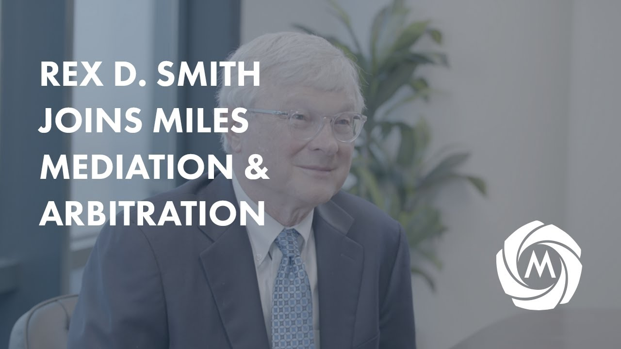 Rex Smith Joins Miles video