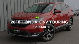 2018 HONDA CR-V TOURING - 190843B