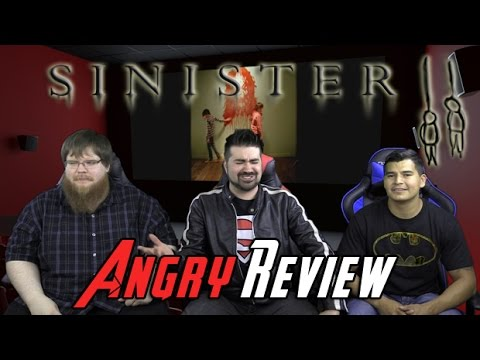 Sinister 2 Angry Movie Review