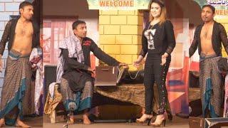 Falak Butt with Rashid Kamal & Tasleem Abbass || Stage Drama Grand Masti || Comedy Drama Clip 2020