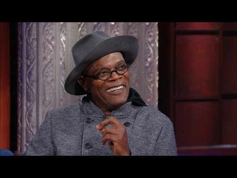 Samuel L. Jackson Records Your Outgoing Message