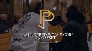 Recap pfwm offset x laundered works collab