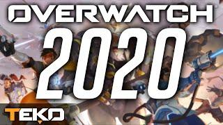 Overwatch w 2020! Pogadanka