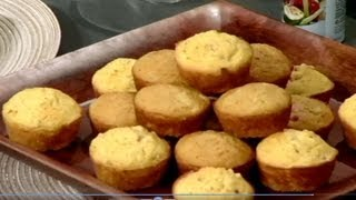 How To Make Hawaiian Corn Muffins | Leftover Ham Recipes With Chef Cristian Feher