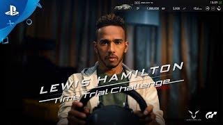 Gran Turismo Sport - Lewis Hamilton Challenge | PS4