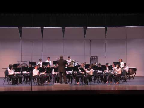 Tanglewood Middle School Concert Band - UIL Contest 2017