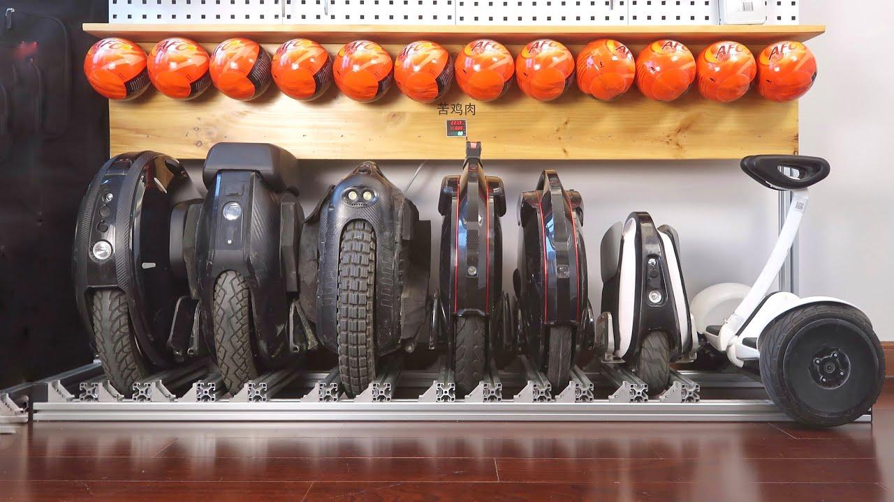 Electric Unicycle Rack | EUC Storage Stand