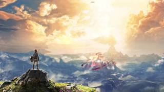 Legend of Zelda Breath of the Wild Animated Background