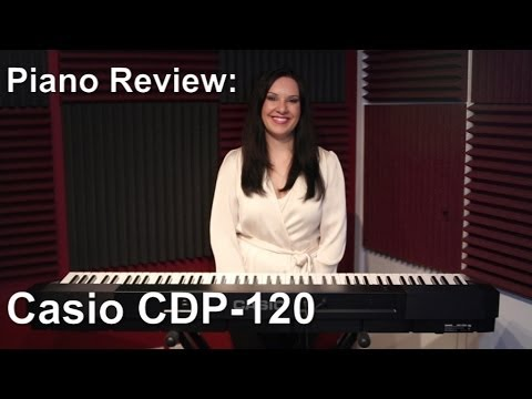 Casio CDP120 Piano Review