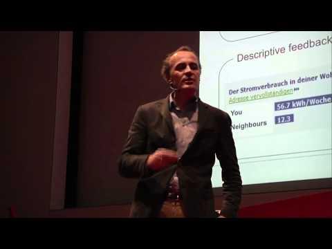 TEDxZurich-Elgar Fleisch-Shows how technology can influence our behavior