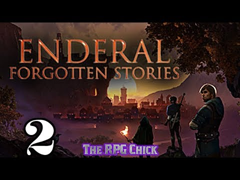 Let's Play Enderal - Forgotten Stories (Skyrim Mod - Blind), Part 2: Washed Ashore