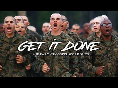 """Military Motivation - """"GET IT DONE"""" 