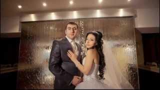 Свадьба Сергея и Оксаны 12 декабря 2012 года