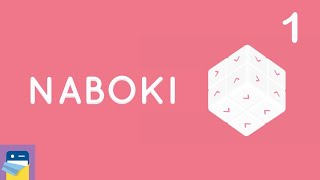 NABOKI: iOS / Android / Steam Gameplay Walkthrough Part 1 (by Maciej Targoni)