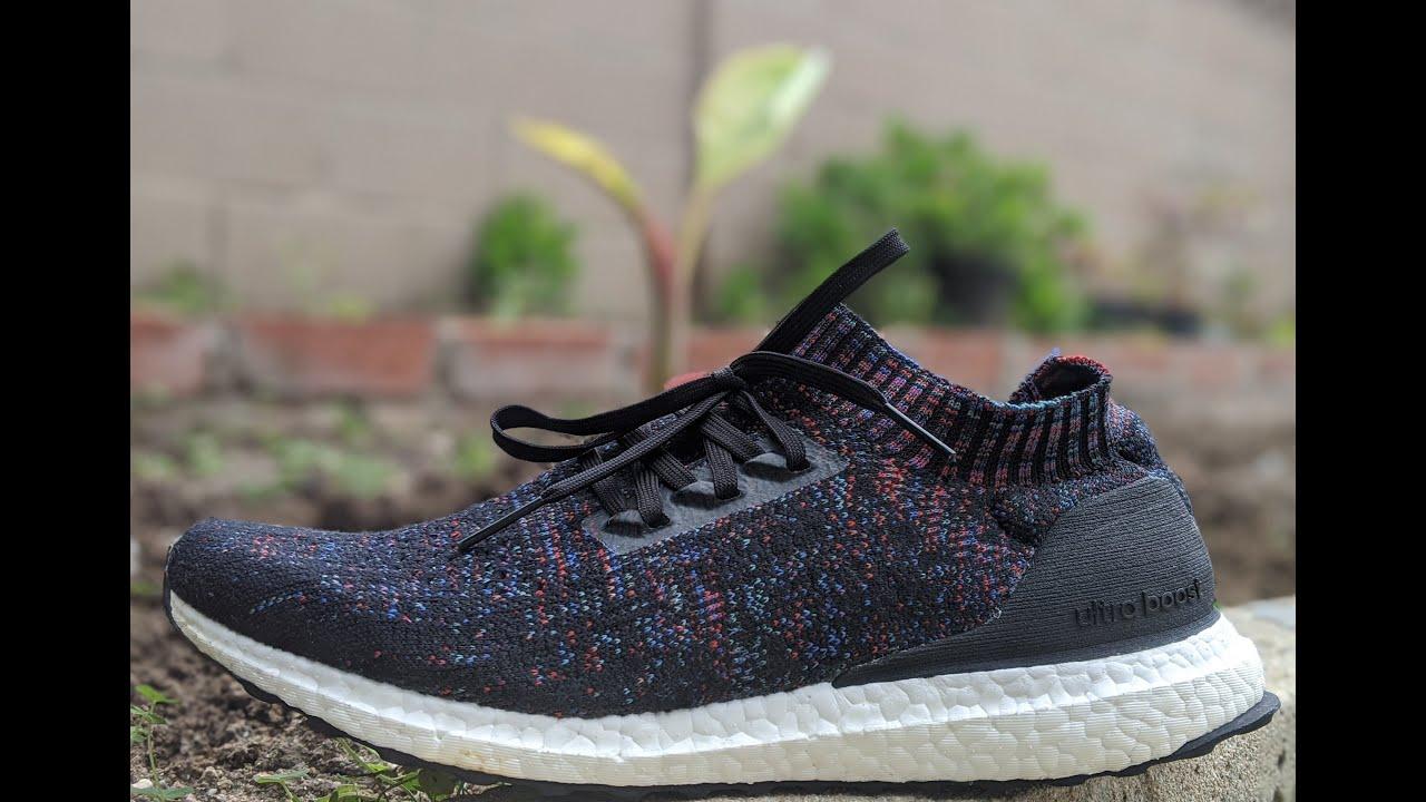 Adidas Ultraboost Uncaged Core Black