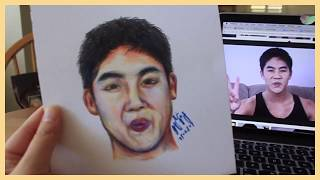 Drawing Ryan Higa