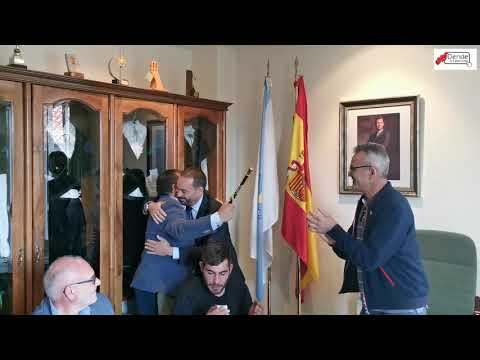 Sesión constitutiva do concello de Sandiás