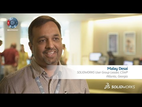 SOLIDWORKS is Everywhere: Share Your Passion for Design