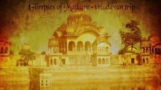 """""""Vrindavan-Giri Govardhan Parikrama Trip 2015"""" Trailer of """"Hare Krishna Movement, Jaipur"""""""