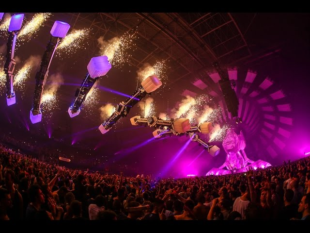 Qlimax 2014 | Noisecontrollers Anthem Show