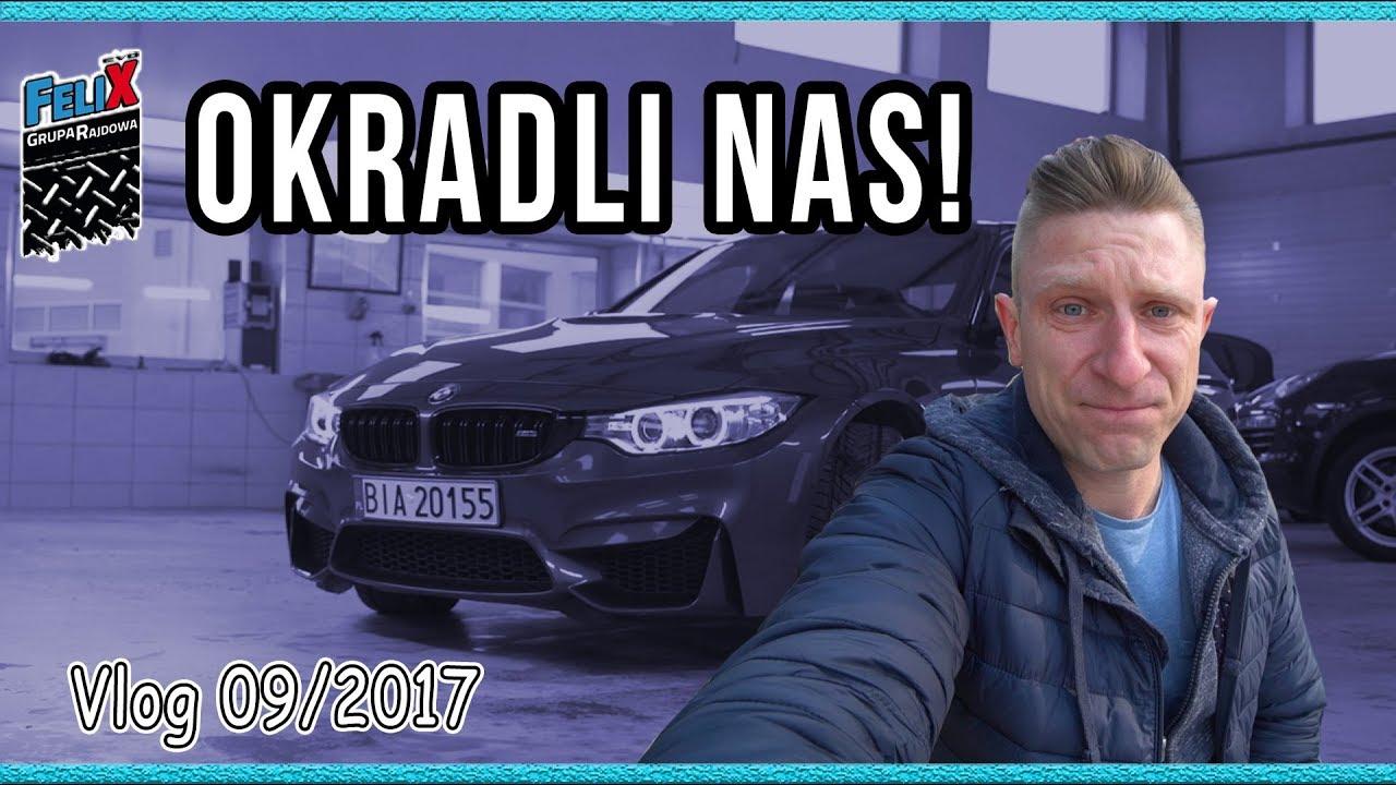 BMW M3 vs Ubezpieczalnia #VLOG – Grupa Rajdowy Felix