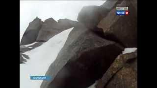 Альпинисты-первопроходцы совершили восхождение на вершину Сварог