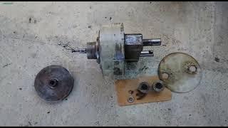 Ремонт редуктора взбивальной машины МПВ-60. Как отремонтировать редуктор МП-60. Часть №2