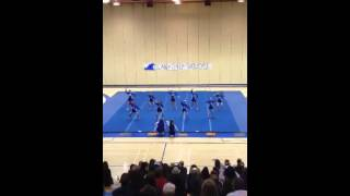 #VIKESNATION - Island Cheer Showcase 2015 - Vikes Cheers Kids Academy
