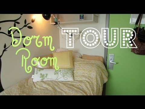 DORM ROOM TOUR | Humber College