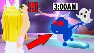 DO NOT Make A Pet NEON At 3 AM.. (Roblox)