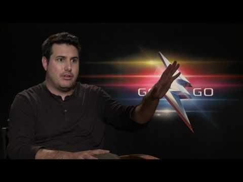 TV Generic Interview with Dean Israelite fragman