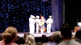 "Pleasant Valley Boys perform ""Cabin on a Mountain"" and Bill Monroe"