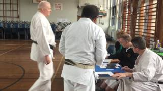 March 2017 Grading Richard Amuzu