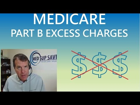 Medicare Part B Excess Charges - 877-88KEITH (53484)