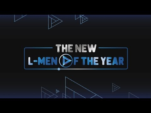 The New L-Men of The Year