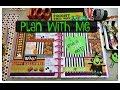 Plan with me   Halloween Theme 2