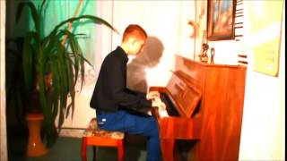 Fryderyk Chopin - Mazurek a-moll Op. 17 Nr 4 (Bartłomiej Kozłowski)