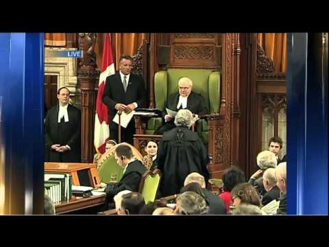 Canadian Government Falls after Vote of No Confidence Friday March 25, 2011