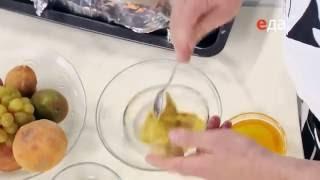 Горчично-медовый соус к мясу от Ильи Лазерсона / Обед безбрачия