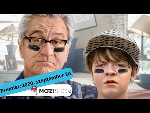 youtube filmek - Nagypapa hadművelet - magyar szinkronos előzetes #1 / Vígjáték