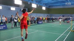 Peter Gade vs China Player | Exhibition match