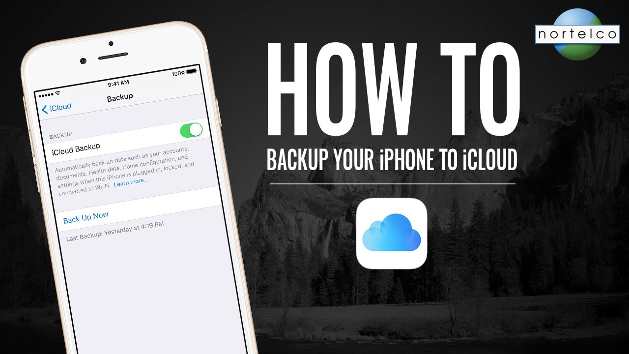 how to backup your iphone on icloud how to backup your iphone to icloud 5093