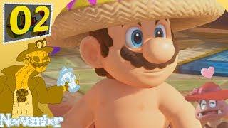 Grimokan - Super Mario Odyssey - Part 2 - (THE FULL STREAM)