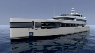 ▼ SuperYacht - CMN Project ONE Concept