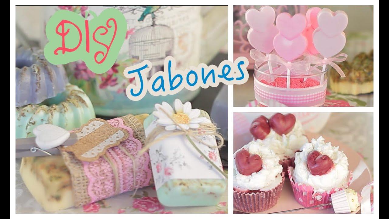 Hacer jab n ideas para decorar diy soap youtube - Como hacer esencias para jabones ...