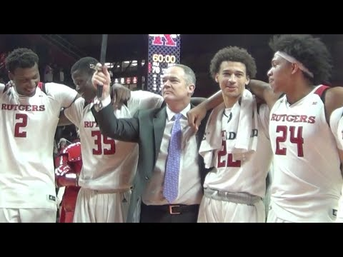 Sights and Sounds From Rutgers' Win Over Nebraska
